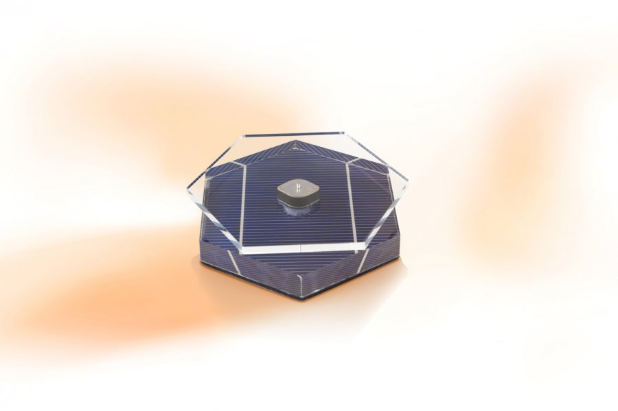 Solardrehbühne S6
